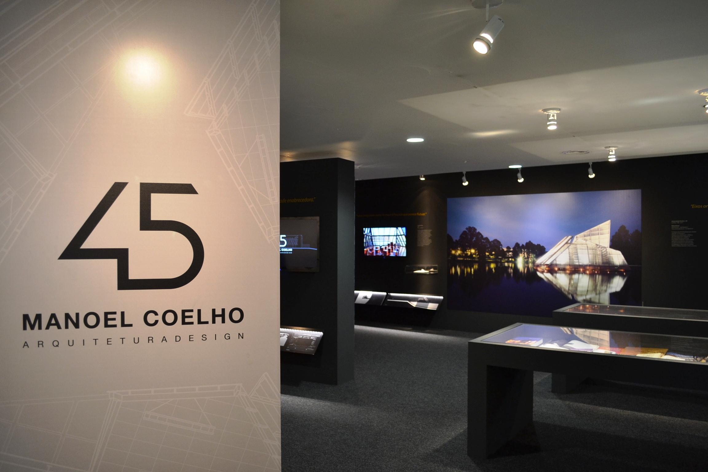 Manoel Coelho é celebrado em mostra