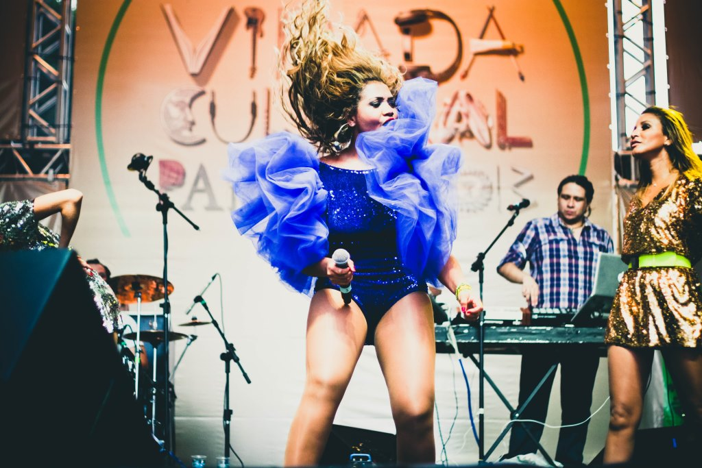 Gaby Amarantos - Virada Cultural