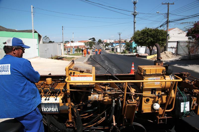 A população poderá propor parceria com a prefeitura para a execução de obras mais simples, como pavimentação de ruas. Foto: Jaelson Lucas/SMCS