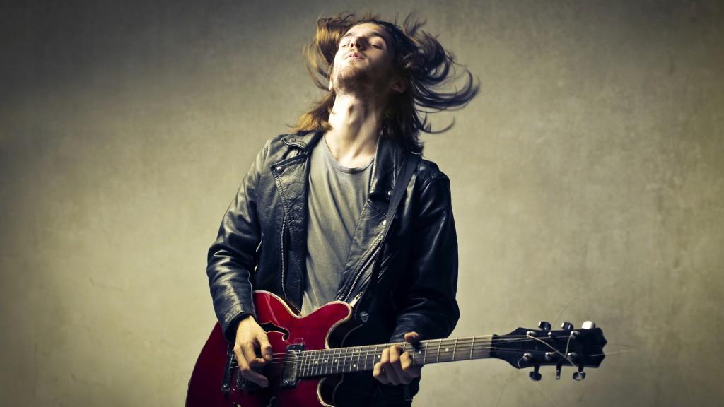 Rock e adolescencia