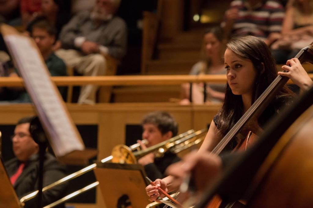 Foto 2: Concerto erudito da Orquestra Sinfônica Heliópolis Créditos:  Alex Albino (site do Instituto Baccarelli)