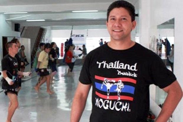 Fábio Noguchi, 47, conhecido por treinar grandes nomes do MMA, como Anderson Silva, fez do ensino da luta livre a sua vida. (Foto: Divulgação)