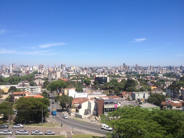 Curitiba consome, em média, 8,5 m³ de água por segundo (Foto: Thais Barbosa)