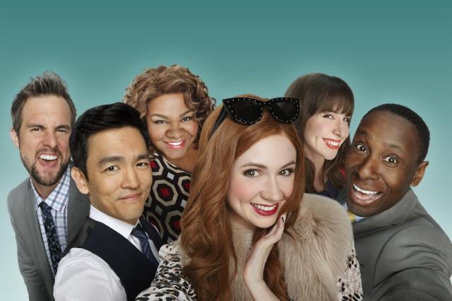 Com xxx e xxx no elenco, Selfie alcançou a marca de mais de 5 milhões de espectadores no episódio piloto (Foto: Reprodução Warner Bros)