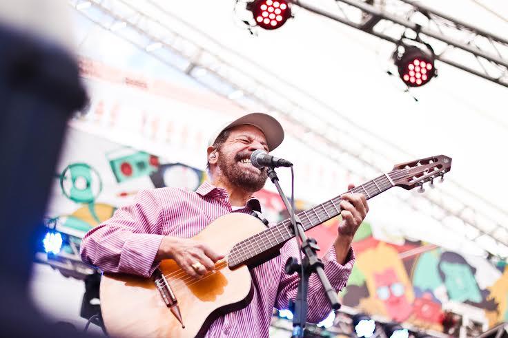 João Bosco transmite sua musicalidade refinada através de composições autorais  (Foto: Maíra Roesler)