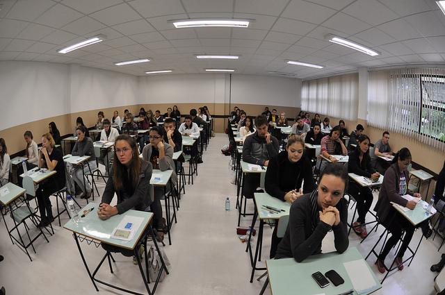 Medicina é o curso mais concorrido do vestibular UFPR, com 59,09 candidatos para cada uma das 133 vagas.  Foto: Arquivo ACS UFPR.