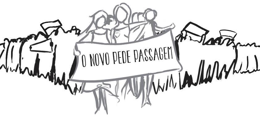 Retrospectiva Gestão DCE 2014: O Novo Pede Passagem