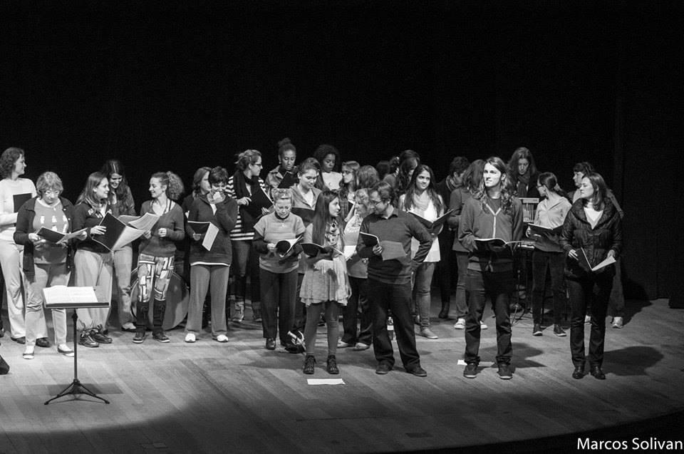 Coro da UFPR busca aproximar comunidade e universidade através da música