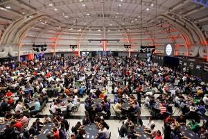 BSOP Millions reunião mais de 2 mil participantes e teve um prêmio total de R$7 milhões. (Foto: Divulgação)