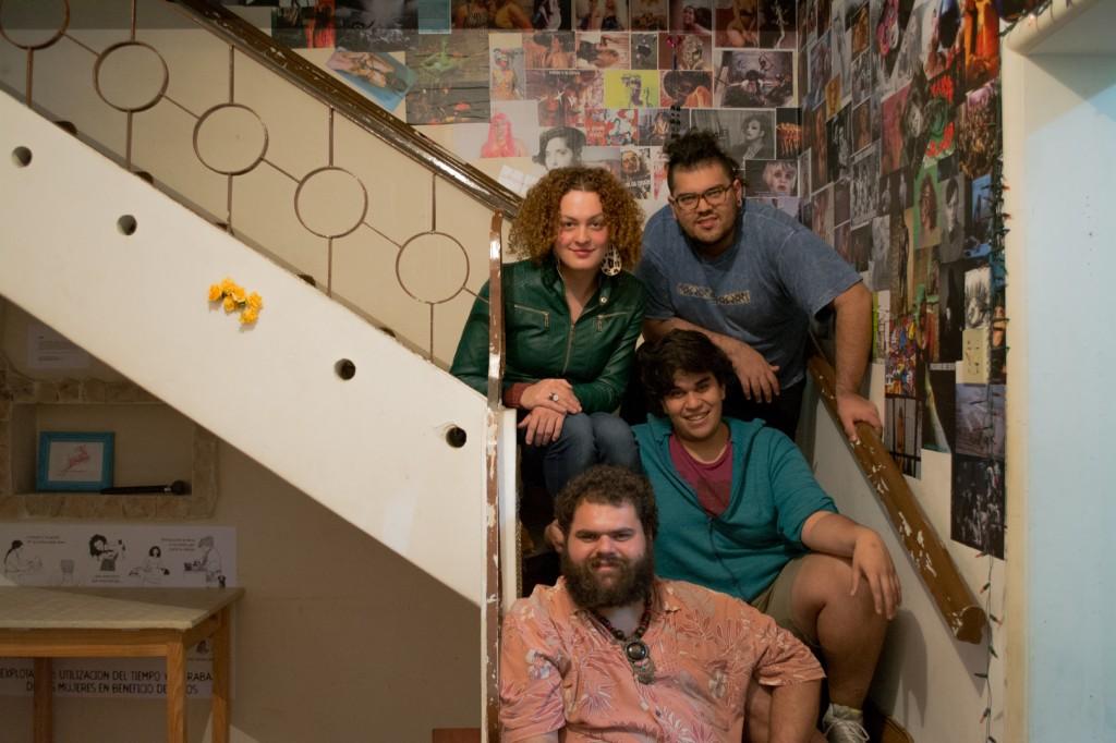 A Casa Selvática busca colocar o público em contato direto com a arte (foto: Helena Salvador)