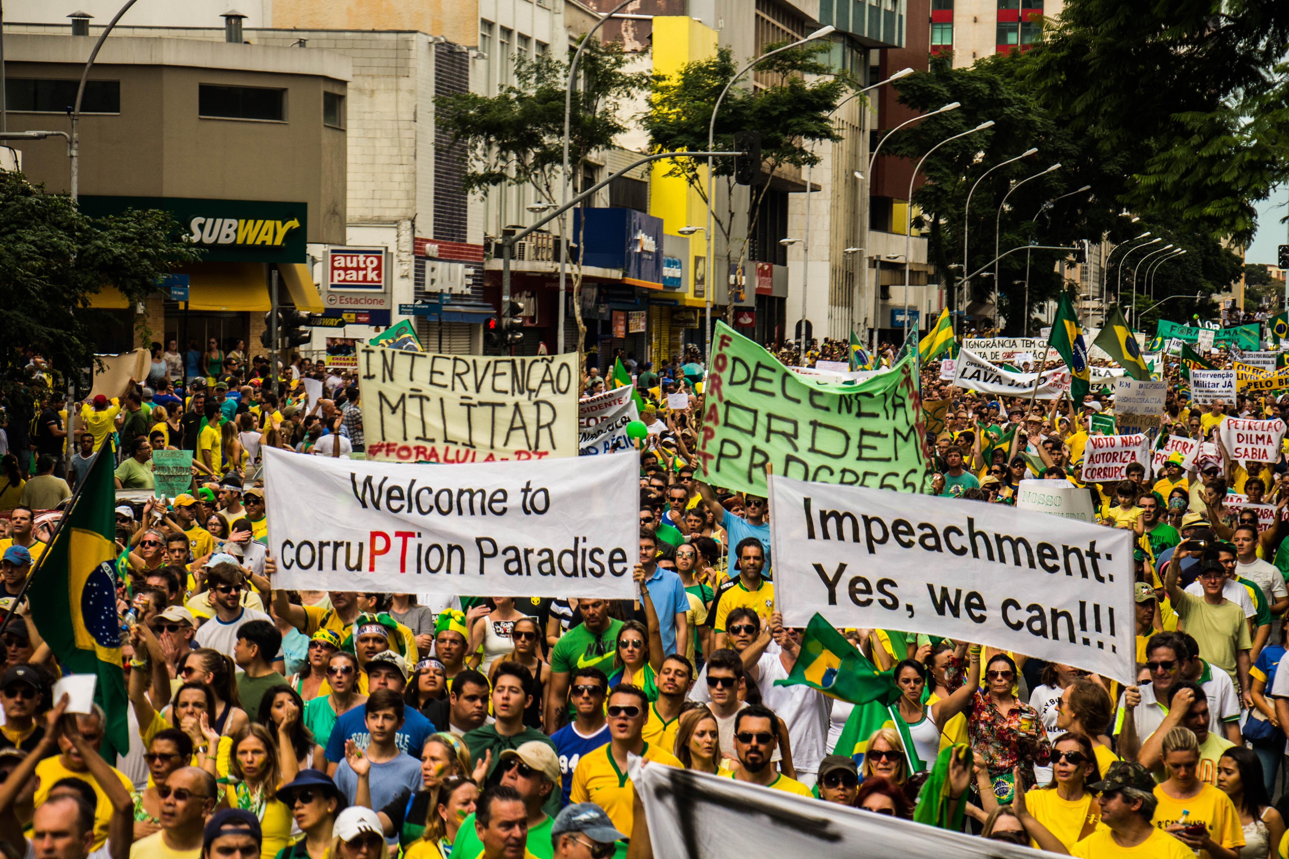Perfis dos manifestantes reduzem os protestos a seus participantes, tirando de foco as reivindicações