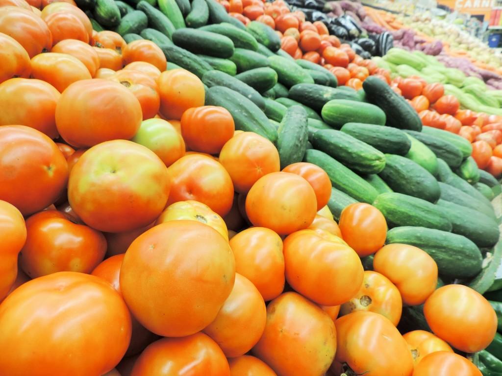 Uma vida mais saudável é possível pela escolha de alimentos com selo orgânico  (Foto: Jean Carlos Gemeli)