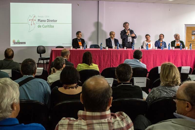 A Plenária Expandida, onde o novo Plano Diretor foi finalizado para aprovação, aconteceu nos dias 6 e 7 de fevereiro. (Foto: Maurilio Cheli/SMCS)