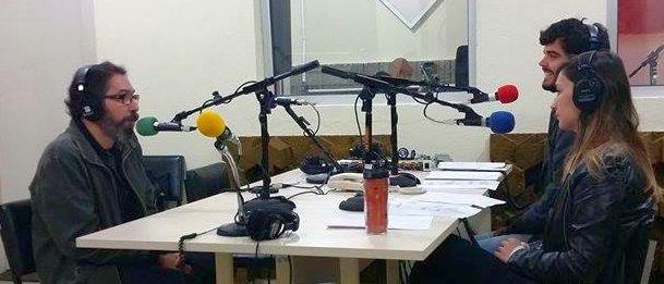 Entrevista com o jornalista José Carlos Fernandes: ouça o Jornal Rádio Comunicação!