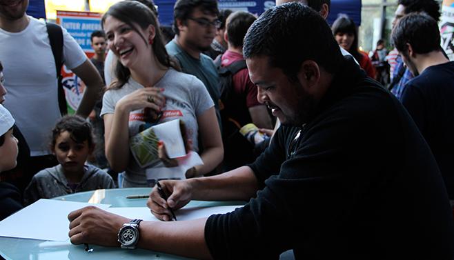 A Gibicon reúne um público diversificado - homens, mulheres e crianças -  que se identifica pelos quadrinhos (Foto: Divulgação/Quadrinhofilia)