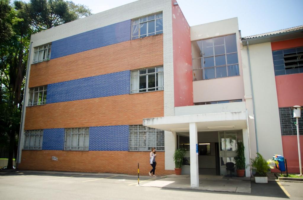 Atual sede do Departamento de Artes da universidade (Foto: Marcos Solivan).