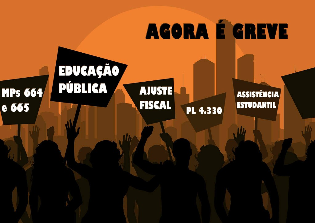 (Foto: Divulgação da Frente de Mobilização Estudantil do Paraná)