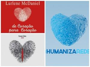 Criadores da logo acusados de plágio. Comparações entre as ilustrações da capa do livro de Lurlene McDaniel, publicado em 2010, e do álbum de Erasmo Carlos, lançado em 2011.
