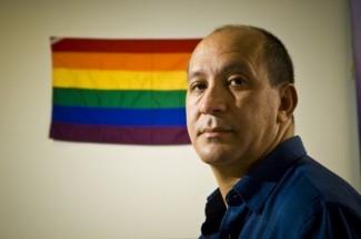 Toni Reis é um dos fundadores do Grupo Dignidade, o primeiro do Paraná a lutar pelos direitos LGBT. (Foto: Divulgação)