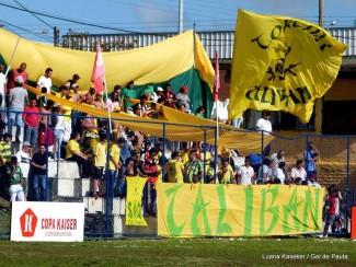 A partir de amanhã, os torcedores vão fazer festa nos bairros periféricos da capital. (Foto: site Gol de Pauta)