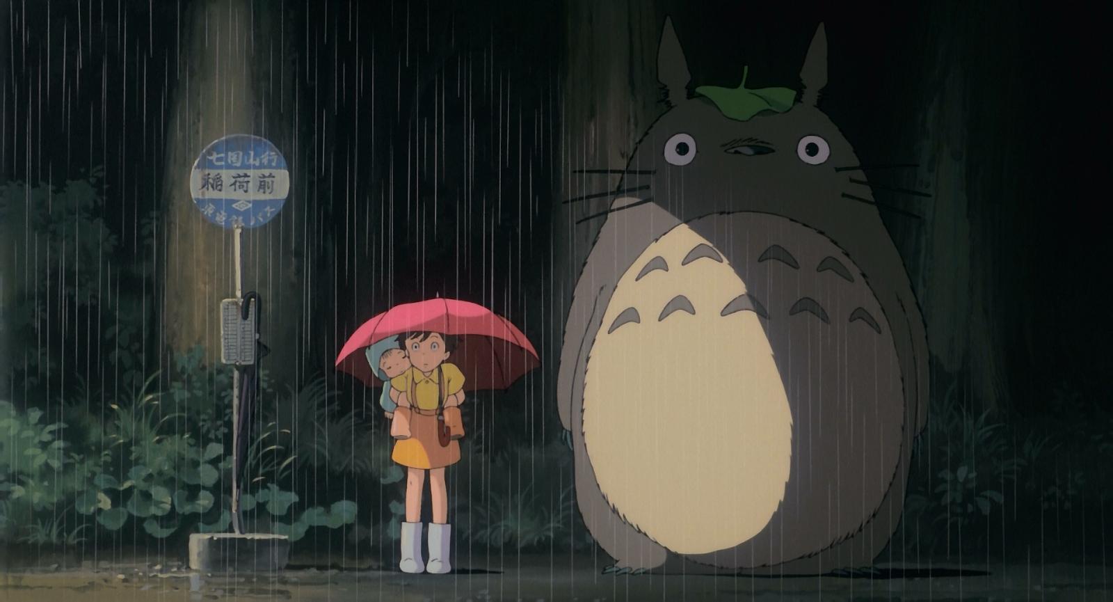 """Meu Amigo Totoro"" é destaque no Festival Olhar de Cinema"