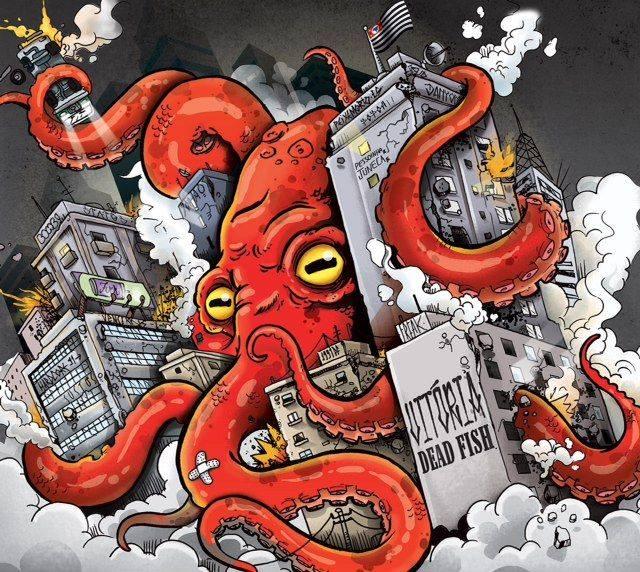 """""""Vitória"""" é o oitavo álbum da banda (Foto: Divulgação)"""
