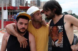 Filme foi exibido no shopping Crystal em Curitiba  no dias 14 e 15 de junho (Foto: Divulgação)