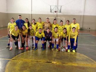 Equipe reunida nos últimos treinos (Foto: Divulgação)