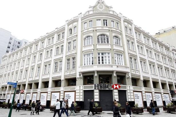 Venda do HSBC gera inseguranças em Curitiba