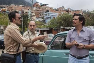 Cena da primeira temporada da série Narcos (Créditos: Daniel Daza/Divulgação)