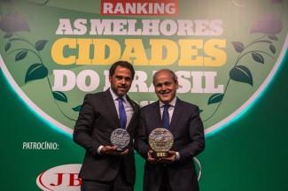 Curitiba é escolhida a melhor cidade do país (Foto: Maurilio Cheli/SMCS)