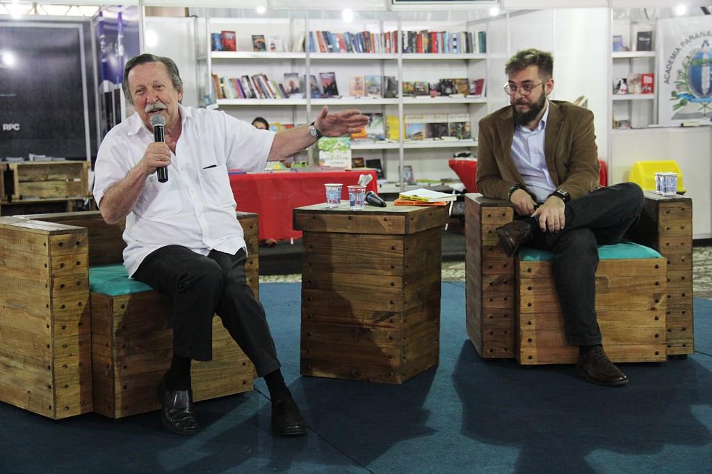 Pedro Bandeira é autor de livros bem-sucedidos, como a série Os Karas (Foto: Heloísa Nichele)